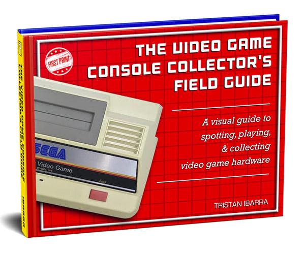 Video Game Console Field Guide