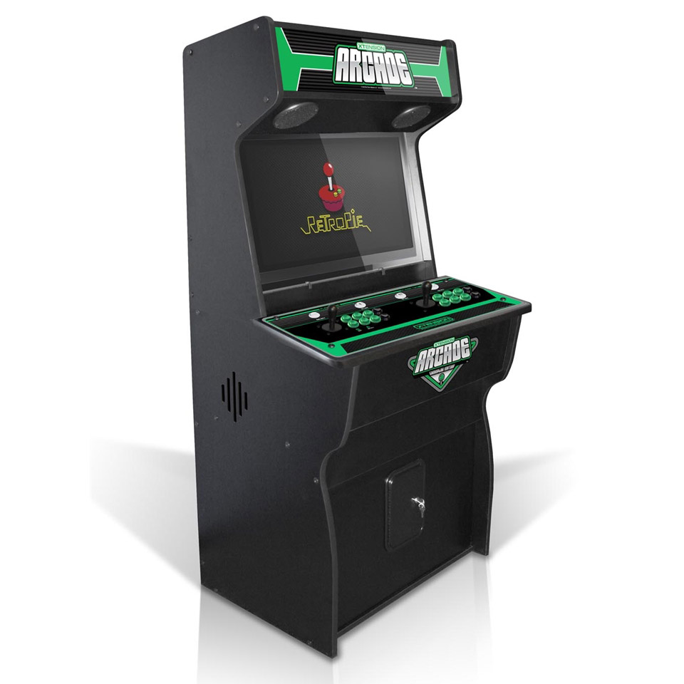 Xtension Gameplay Arcade Cabinets