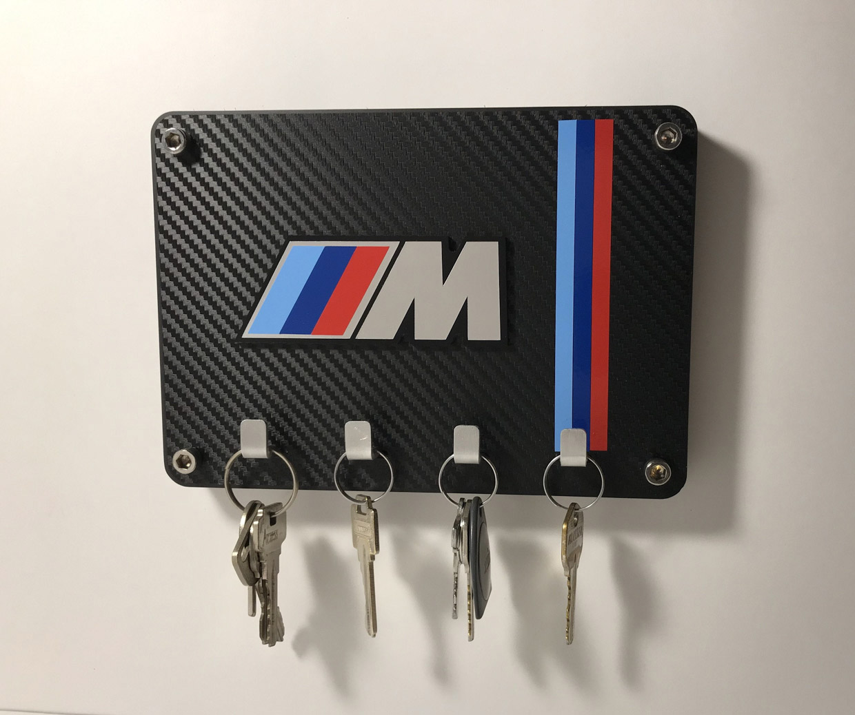 Car Badge Key Racks