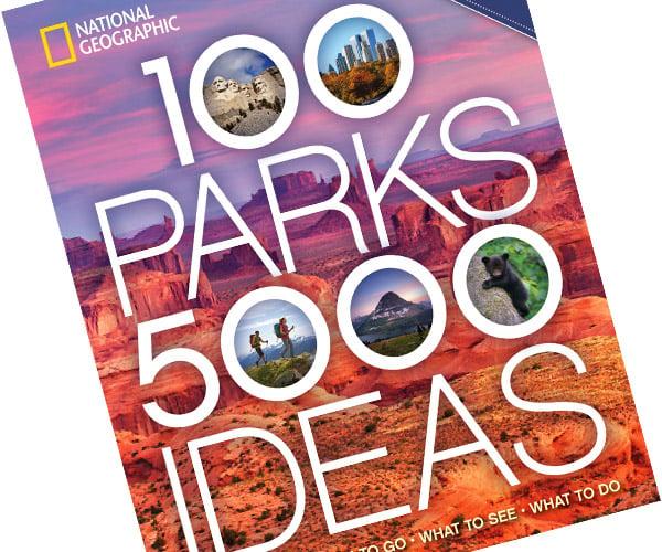 100 Parks 5000 Ideas