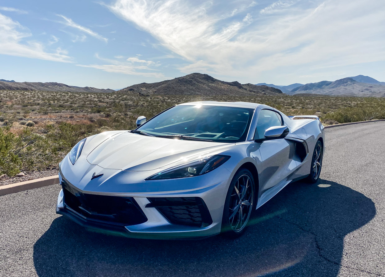 Driven: 2020 Corvette Stingray