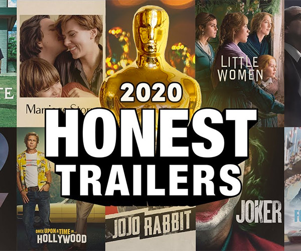 2020 Oscars Honest Trailers