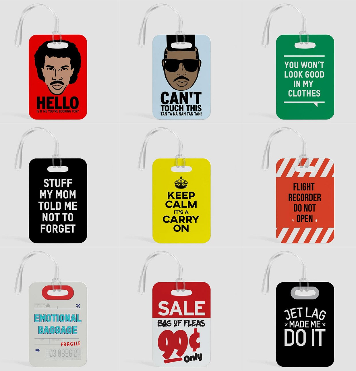 Airportag Luggage Tags