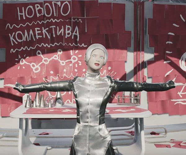 Atomic Heart 4K Gameplay Teaser