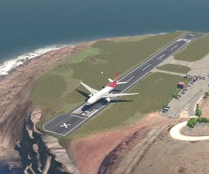 Biggest Planes vs. Shortest Runway