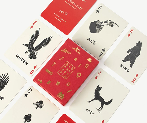 Bradley Mountain Camp Cards