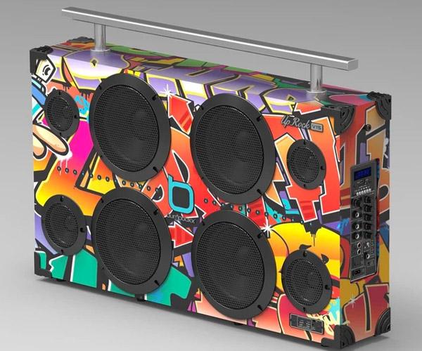 Bumpboxx Uprock V1S Boombox
