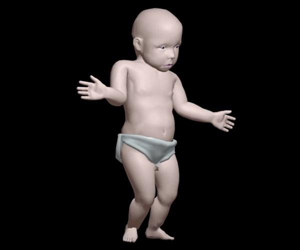Dancing Baby HD