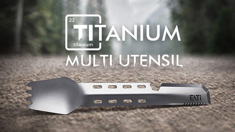 EATI Titanium Utensil