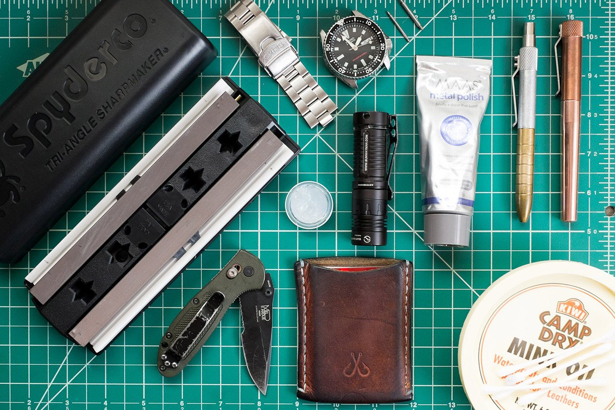 How to Maintain Your EDC