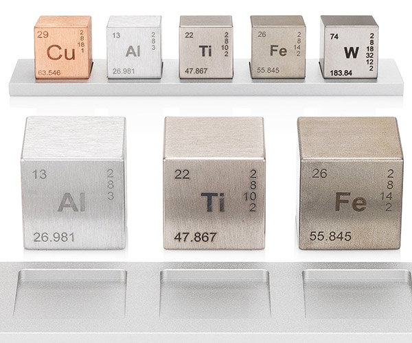 Element Cube Set