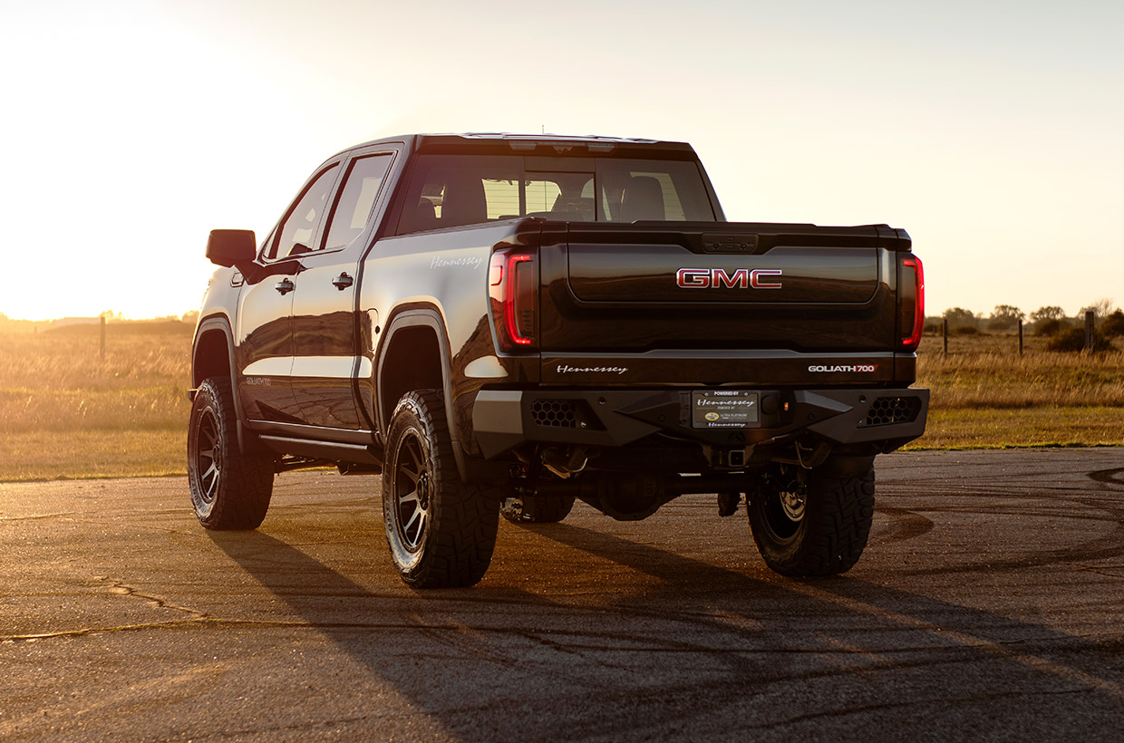 Hennessey Goliath 700