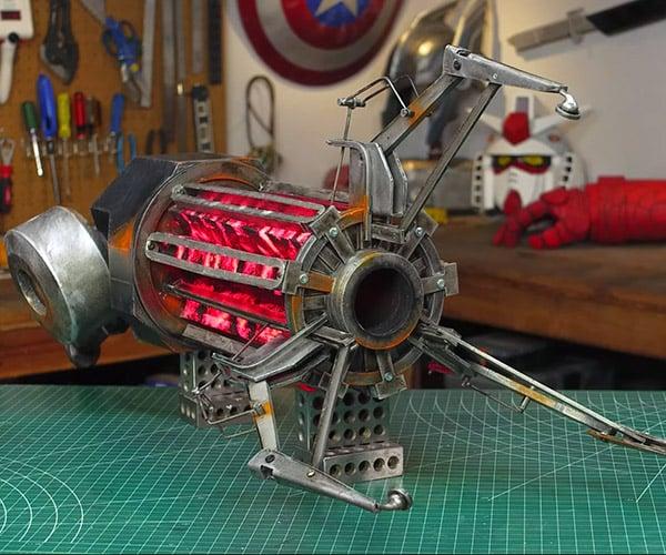 DIY HL2 Gravity Gun