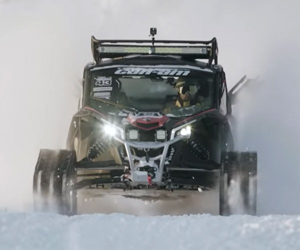 Ken Block's Ultimate Snowcat