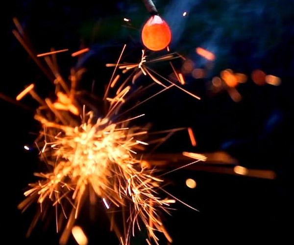 Making Senko Hanabi Fireworks