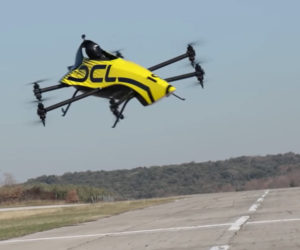 Manned Racing Drone