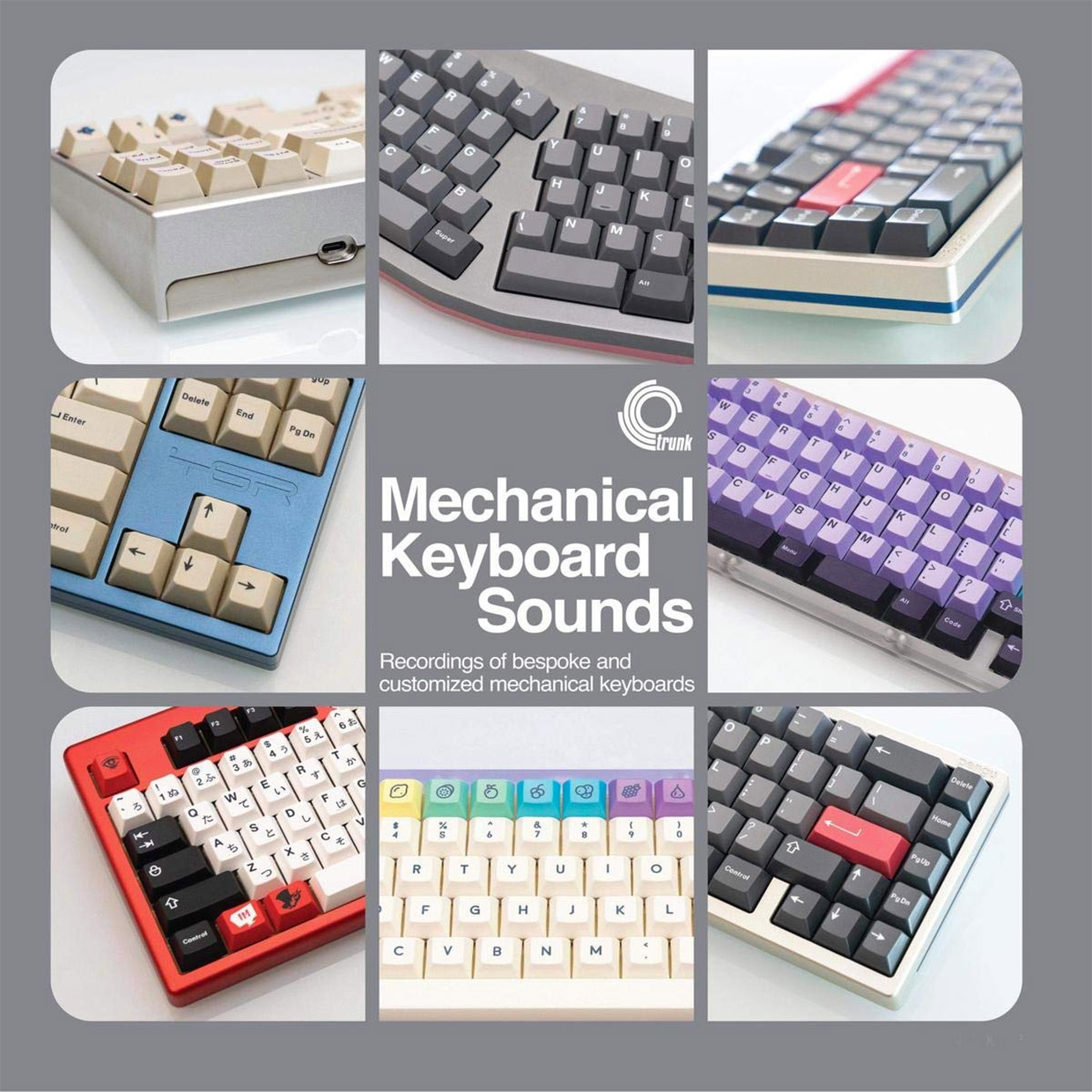 Mechanical Keyboard Sounds