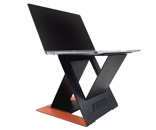 MOFT Z Standing Laptop Desk