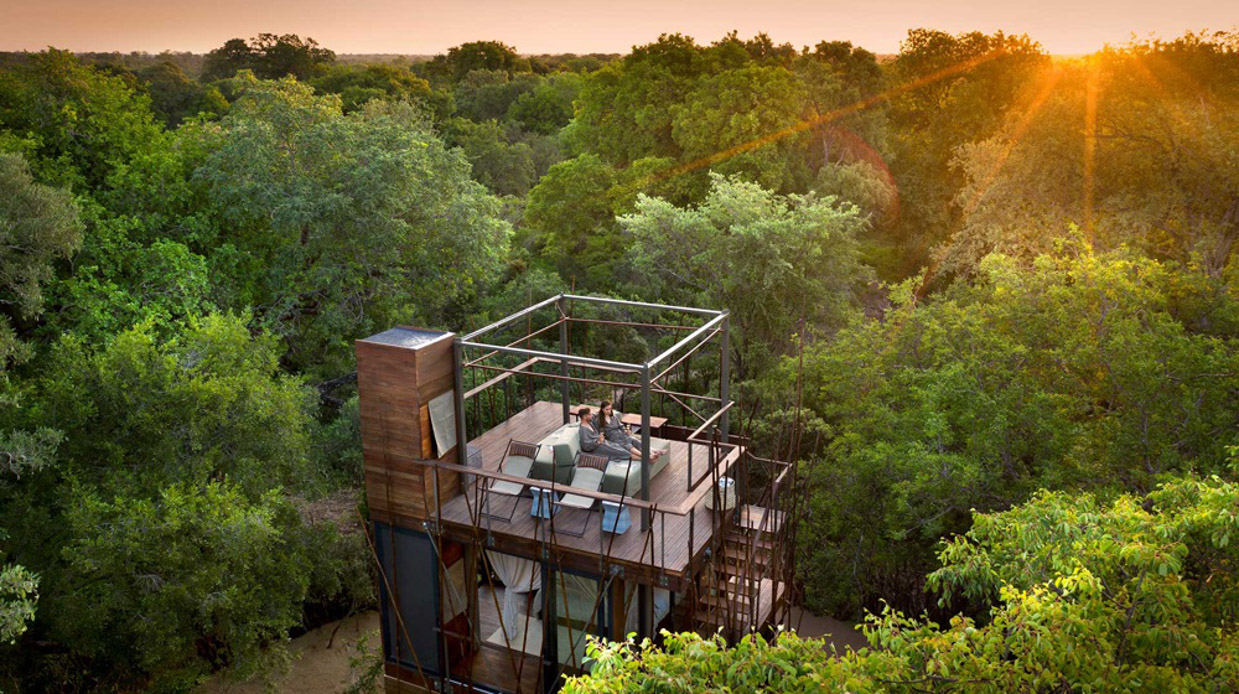 AndBeyond Ngala Treehouse