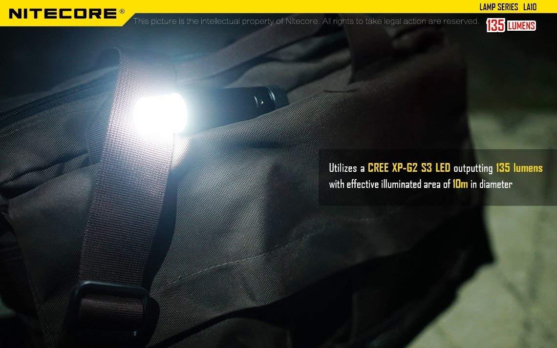Nitecore LA10 Mini Lantern