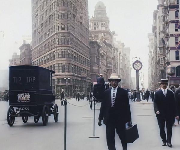 NYC 1911 @ 4K 60 FPS