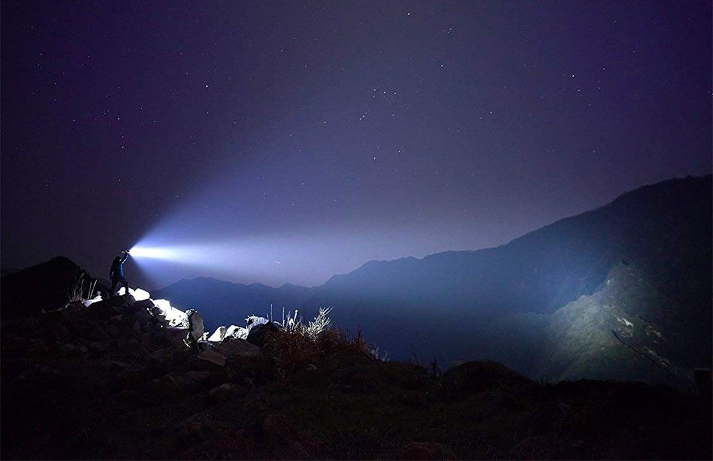Olight X9R Marauder Flashlight