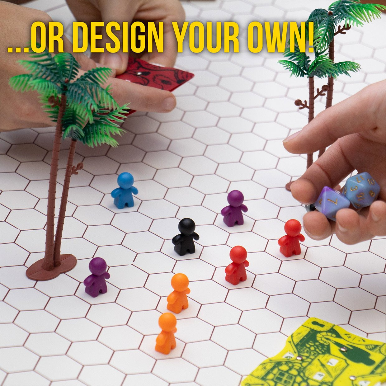 Peeples Board Game Pawns