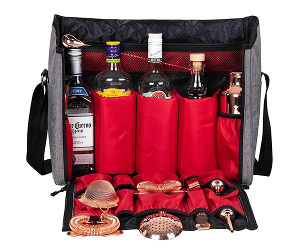Portable Bartender Bag