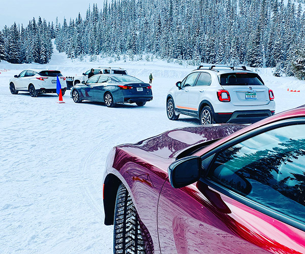 Redline Winter Drive 2020