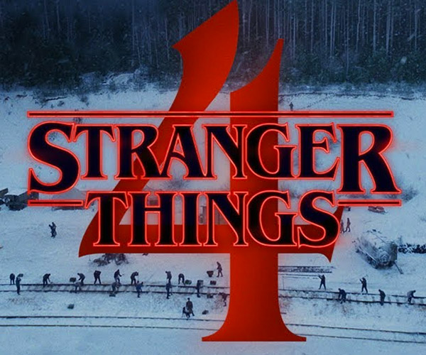 Stranger Things 4 (Teaser)