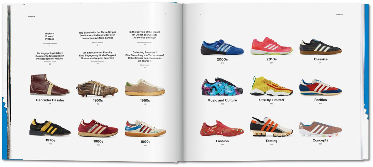 The adidas Archive