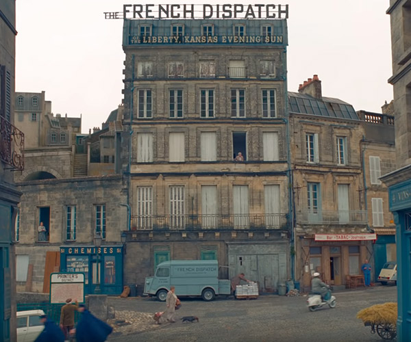 The French Dispatch (Trailer)