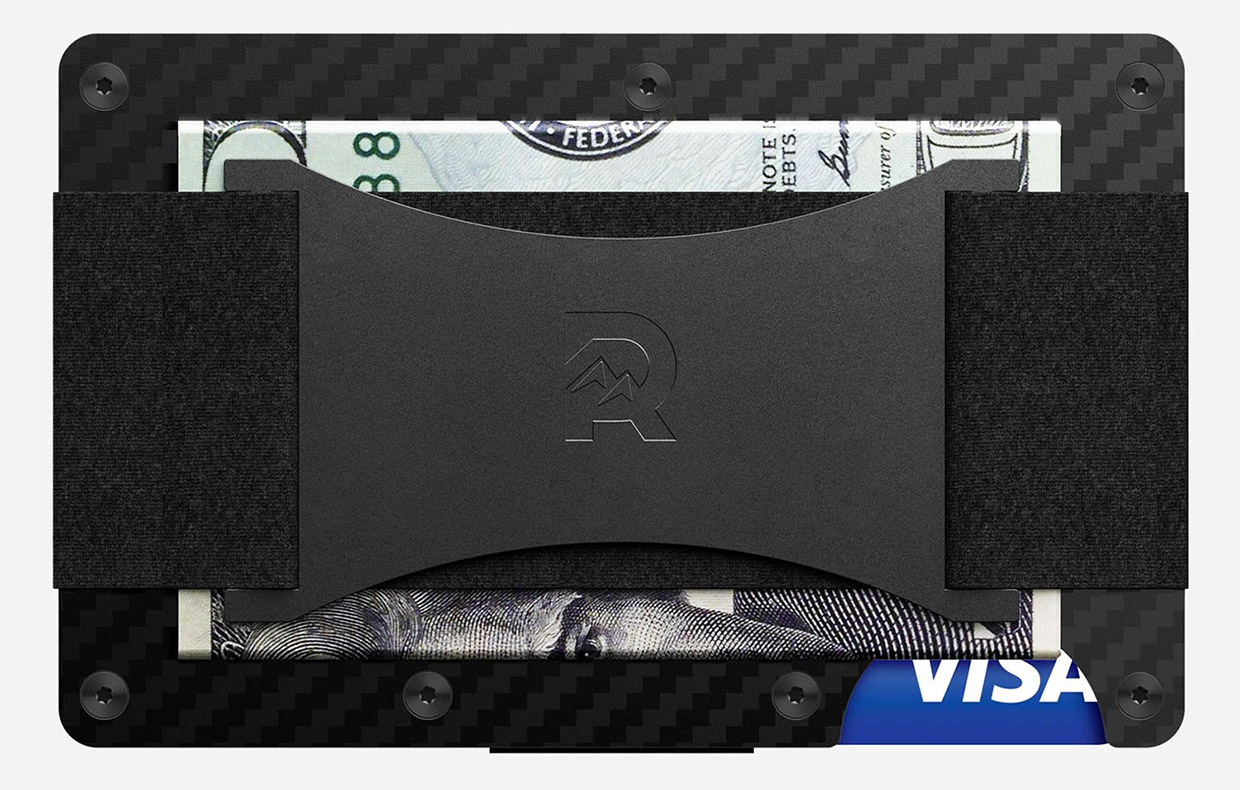 The Ridge Carbon Wallets