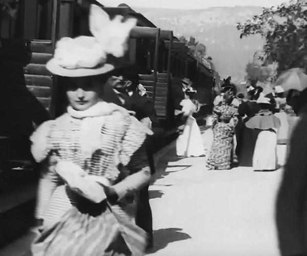 Upconverting Vintage Footage