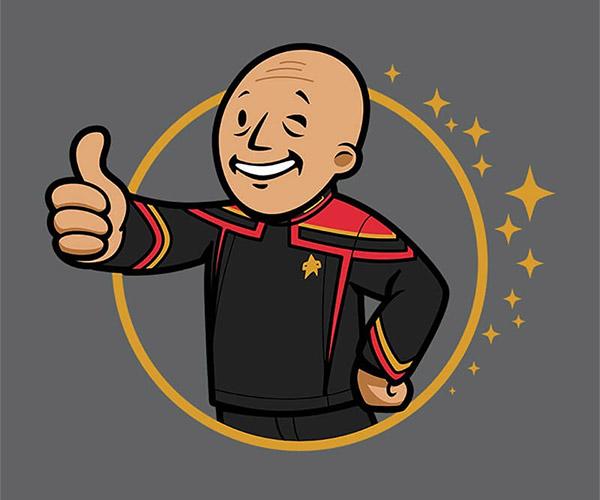 Vault Picard Shirts