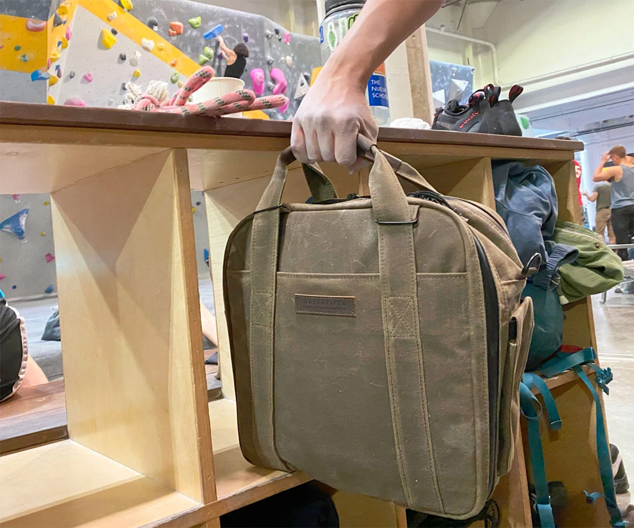 Waterfield Bootcamp Gym Bag