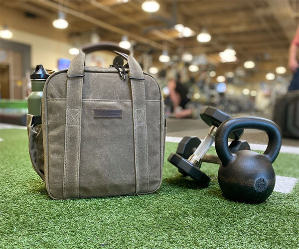 Waterfield Bootcamp Gym Bag