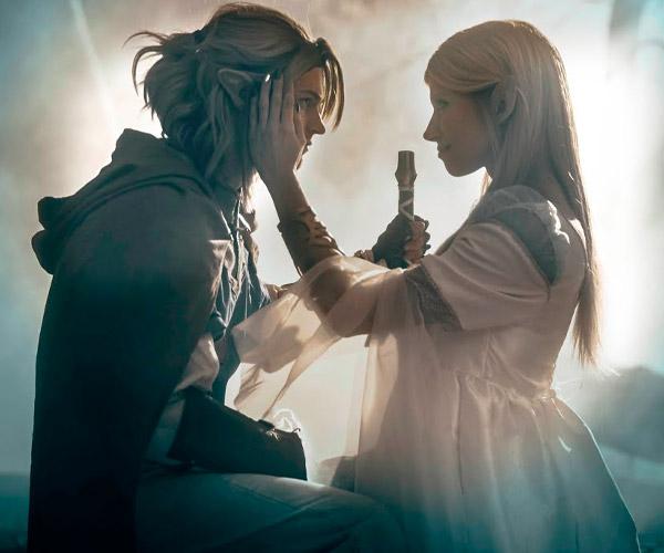 Zelda: The Blood Moon