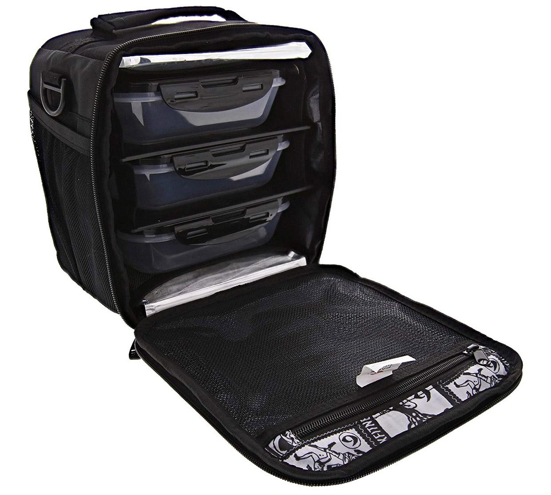 6 Pack Cube Cooler Bag