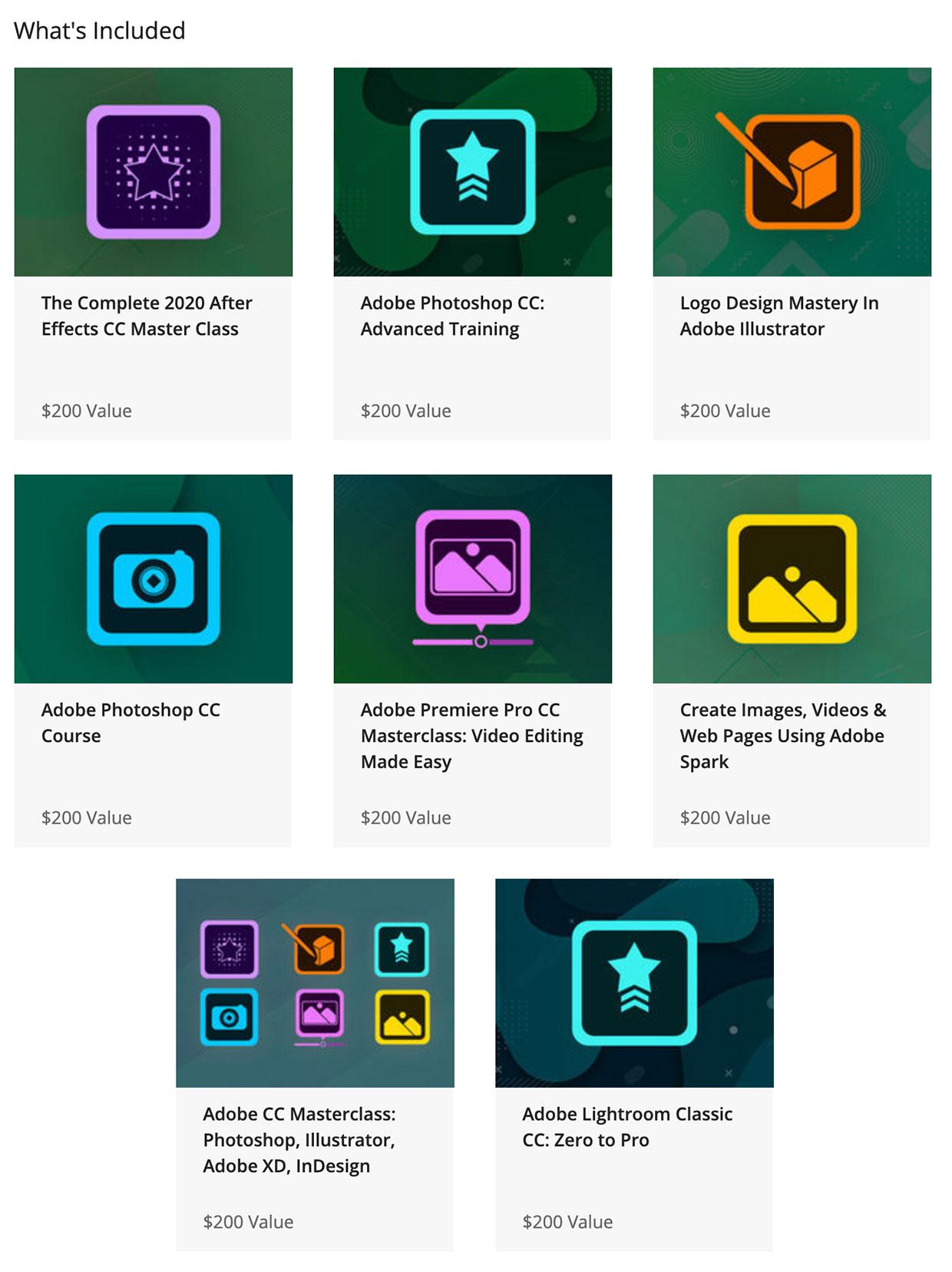 Adobe Creative Cloud Training