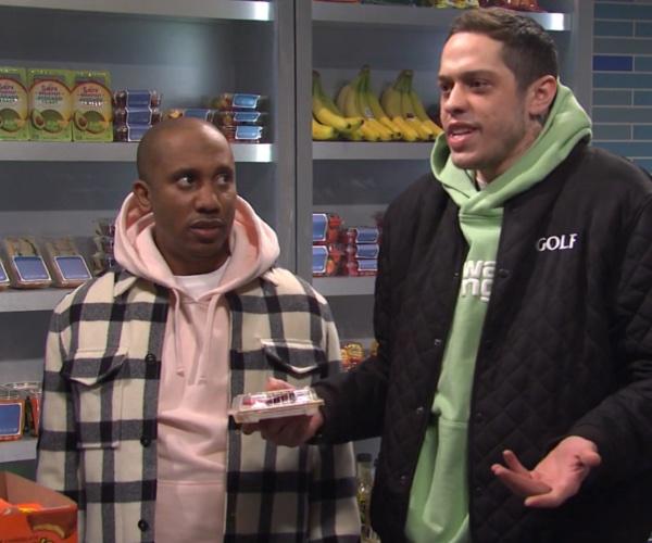 SNL: Airport Sushi