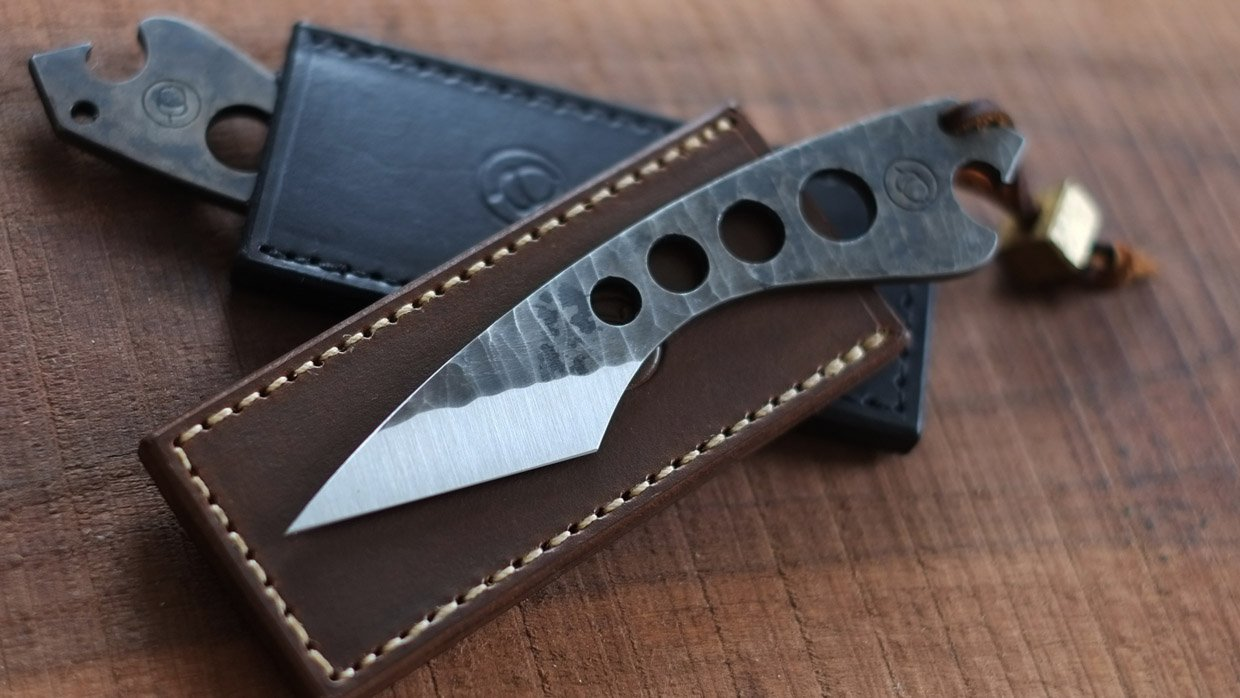 Aleman Pocket Knife