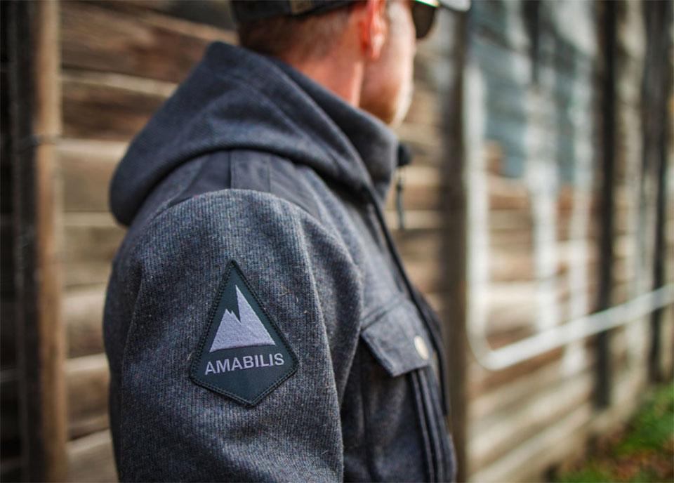 Amabilis Heavy Metal Jacket