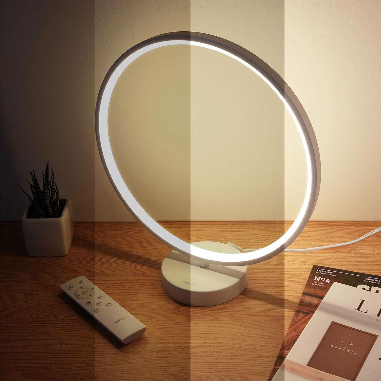 Aukey Aura Bedside Lamp