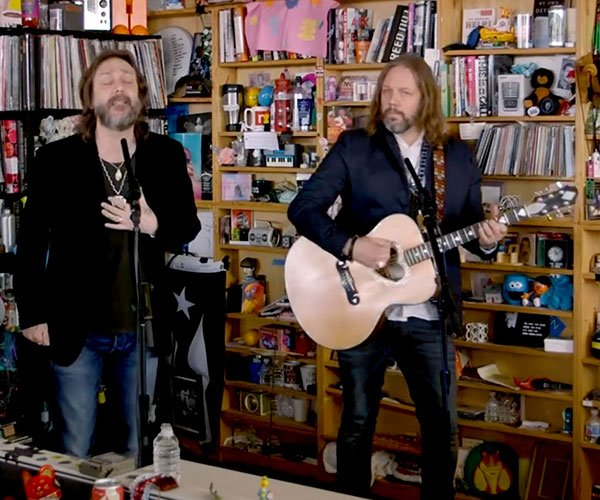 The Black Crowes: Tiny Desk Concert