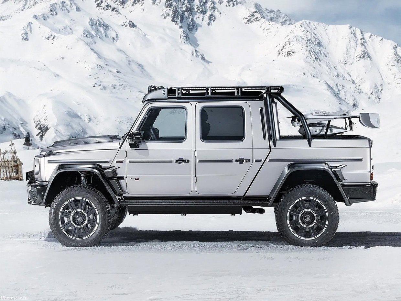 Brabus 800 Adventure XLT