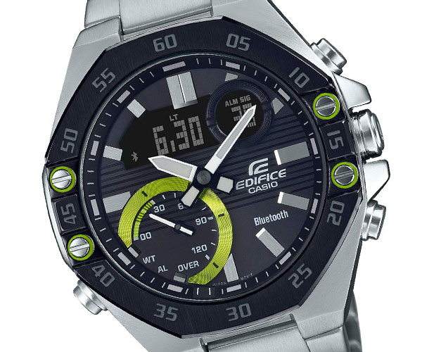 Casio Edifice ECB-10 Watches