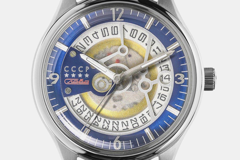 CCCP Sputnik-2 Watch