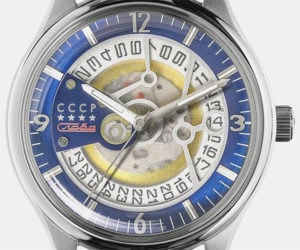 CCCP Sputnik-2 Watch