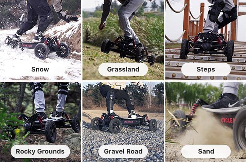 Cycleagle Electric Skateboard